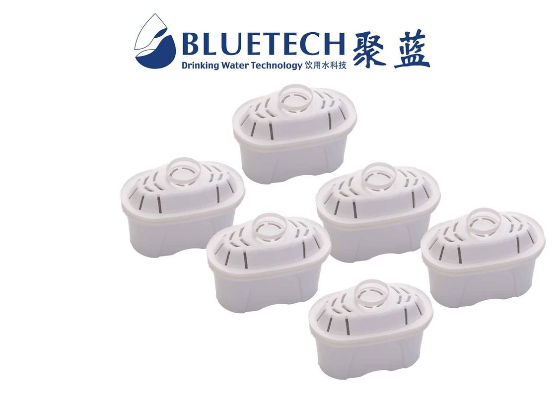 OEM Brita Water Filter Pitcher Replacement Filters LFGB Testing Approval Food Grade Material